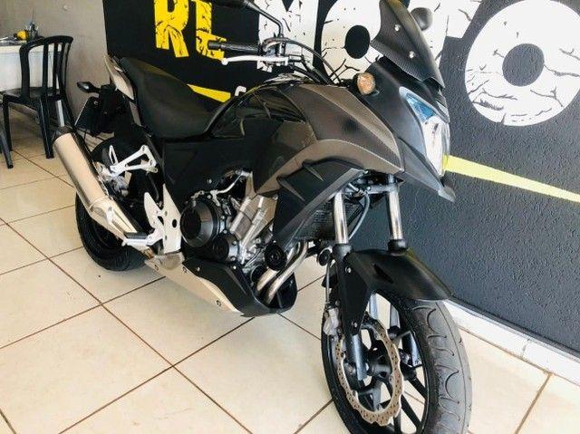 Honda CB 500X Impecável, a melhor taxa de Campo Grande no cartão de crédito. - Foto 3