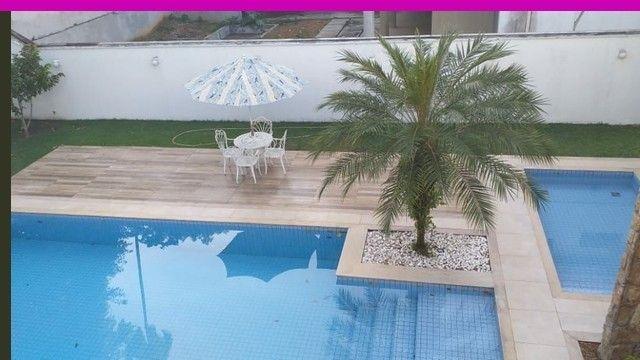 Mediterrâneo Ponta Negra Casa 420M2 4Suites Condomínio vxailywpsu wdcghypotz - Foto 4