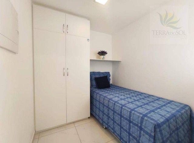 Apartamento com 3 dormitórios à venda, 127 m² por R$ 1.273.818 - Aldeota - Fortaleza/CE - Foto 18
