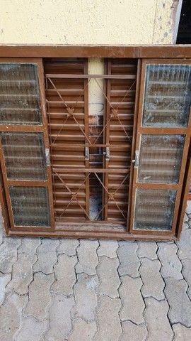 Janela de aço com vidro. LEIA O ANÚNCIO! - Foto 2