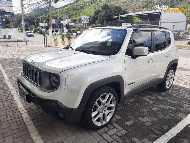 Jeep Renegade 2019 Limited único dono top de linha