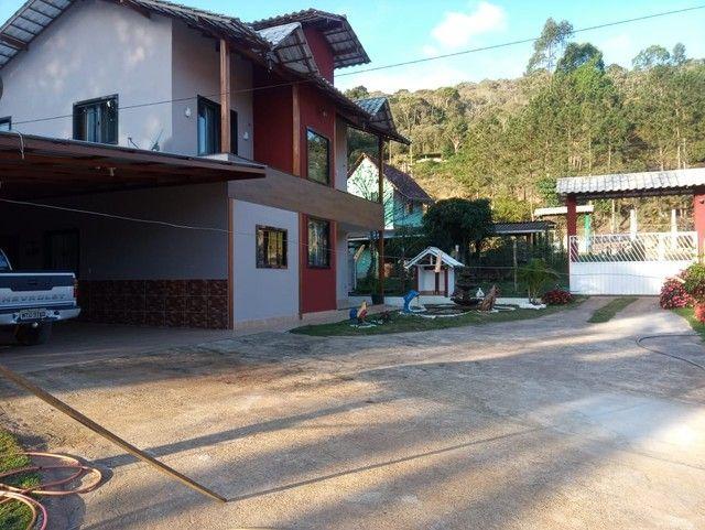Chácara - Casa duplex em Santa Teresa - Foto 4