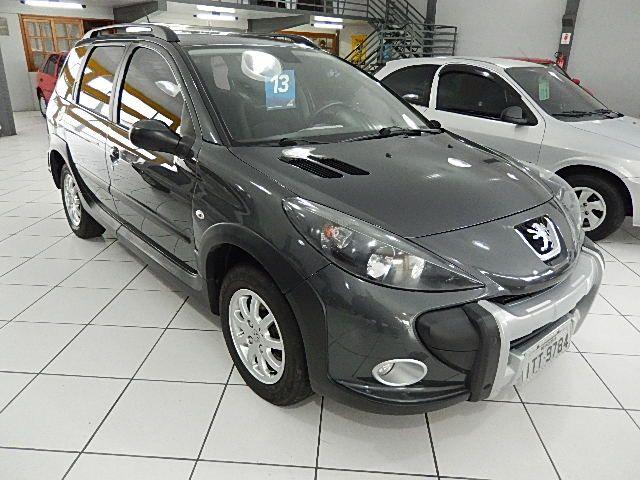 peugeot sw 207 scapade 1 6 excelente 2013 carros centro pelotas olx. Black Bedroom Furniture Sets. Home Design Ideas