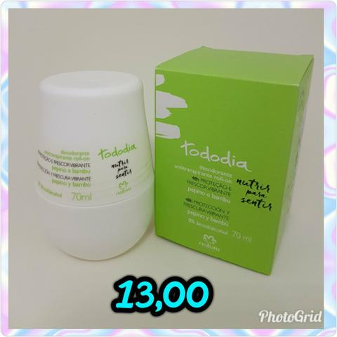 Desodorante roll-on natura Tododia
