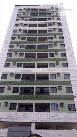 Apartamento residencial para locação, Torreão, Recife.