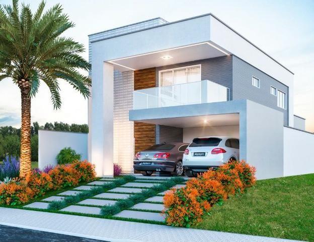 Casa Duplex Terras Alphaville, 4 Suítes, 230m², Piscina