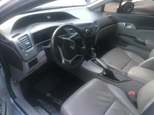 HONDA CIVIC 2013/2013 1.8 LXL 16V FLEX 4P AUTOMÁTICO