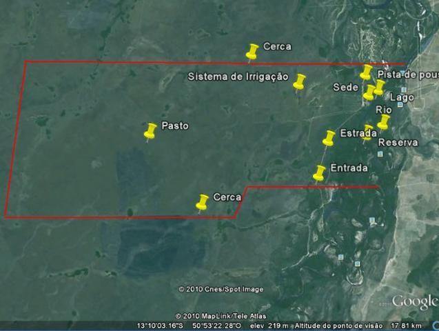 Fazenda com 10.250 hectares terra boa para plantio e pasto aceita 60% em permuta - Foto 7