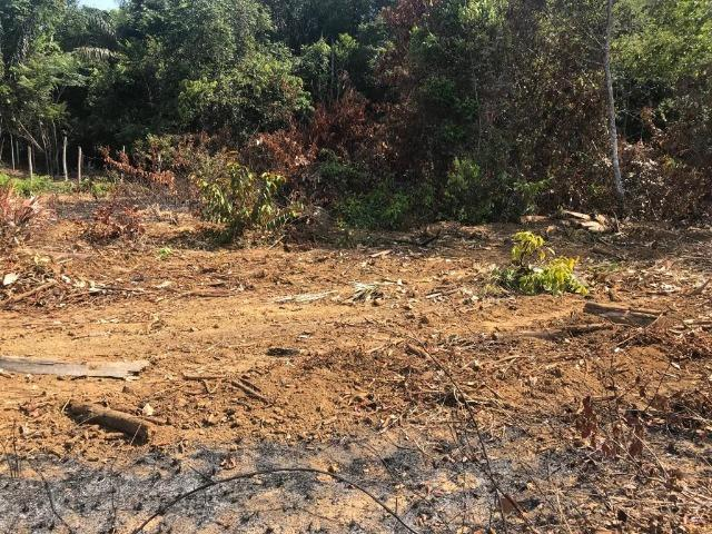 Vendo dois terrenos pelo valor de um no km 7,0 da estrada do Iranduba - Foto 7
