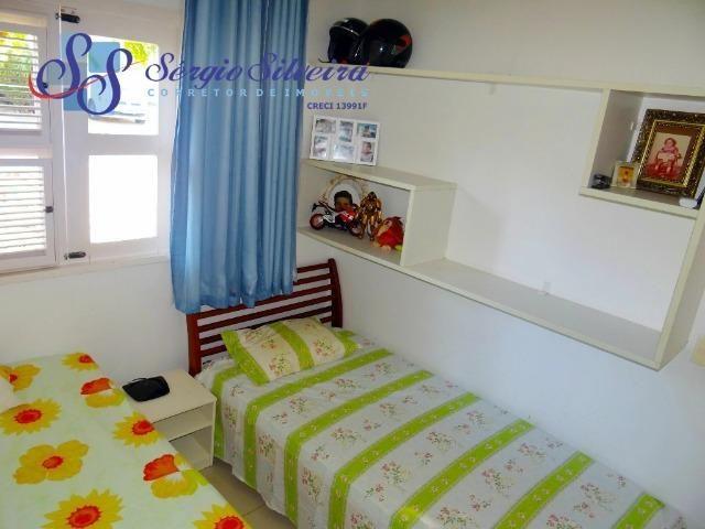 Casa em condomínio fechado no Eusébio com 3 quartos toda projetada - Foto 8