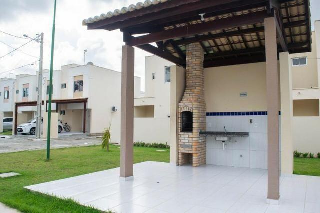 Vendo duplex 2/4 novíssimo em condomínio fechado com excelente área de lazer pelo mcmv - Foto 13