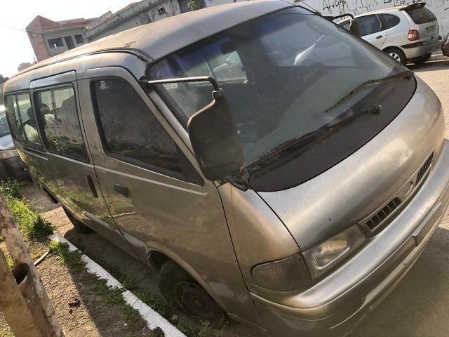 Kia Motors Besta 2000 somente peças