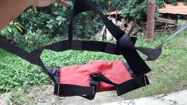 Parasail 26 pés com cadeira e 50 m corda, novo - Foto 4