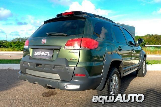 Palio Weekend Adventure 2010 Locker 1.8 8V Emplacada até 2020 Pneus Novos com GNV - Foto 4