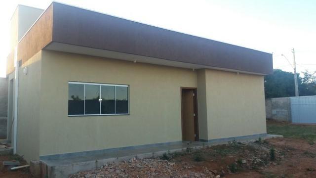 Casa quadra 1 - condomínio Estancia Quintas da Alvorada