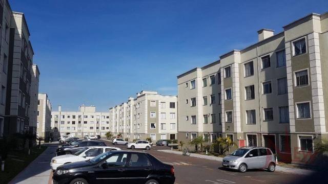 Apartamento 02 quartos no Bom Jesus, São José dos Pinhais - Foto 19