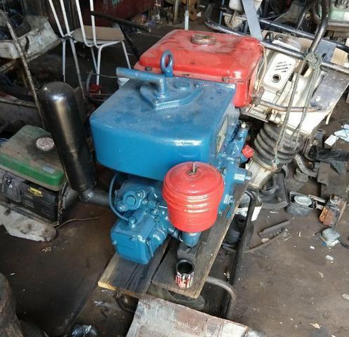Motor yanmar B-9 diesel