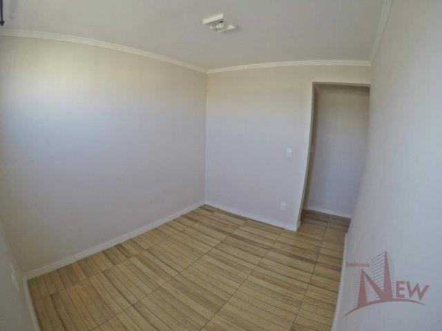 Apartamento 02 quartos no Bom Jesus, São José dos Pinhais - Foto 13
