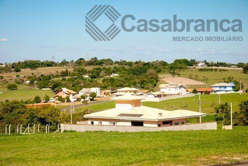 Terreno residencial à venda, Condomínio Saint Charbel, Araçoiaba da Serra. - Foto 7