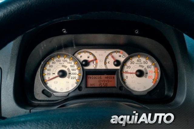 Palio Weekend Adventure 2010 Locker 1.8 8V Emplacada até 2020 Pneus Novos com GNV - Foto 10