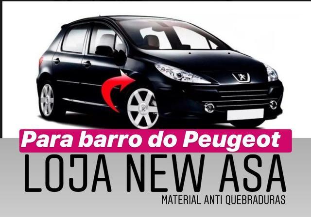 Para barros / asa de urubu veículos Peugeot!! Temos todos modelos