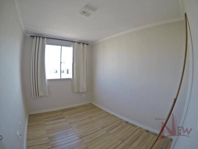 Apartamento 02 quartos no Bom Jesus, São José dos Pinhais - Foto 12