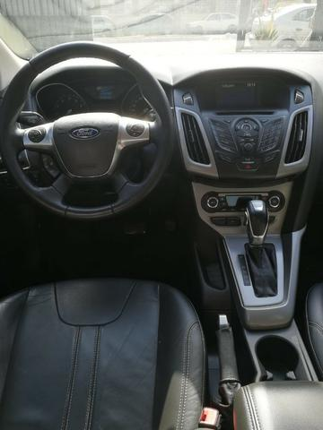 Ford Focus Sedã Automatico 2014 - Foto 4