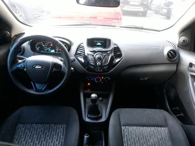 Ford ka sedan 1.5 se 12v flex/gnv manual - Foto 6