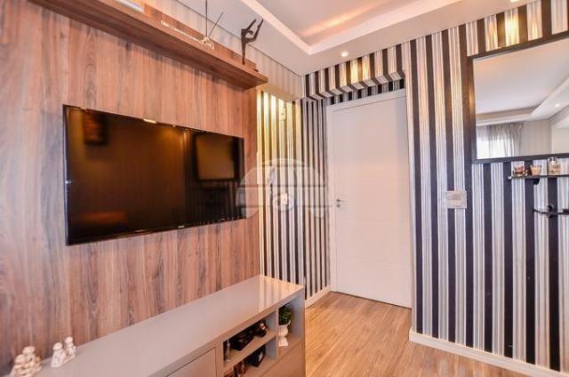 Apartamento à venda com 1 dormitórios em Novo mundo, Curitiba cod:924634 - Foto 3
