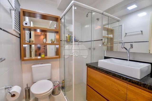 Apartamento à venda com 1 dormitórios em Novo mundo, Curitiba cod:924634 - Foto 6