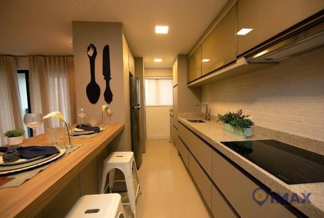 Studio com 1 dormitório à venda, 55 m² por R$ 259.836,24 - Centro - Foz do Iguaçu/PR - Foto 15