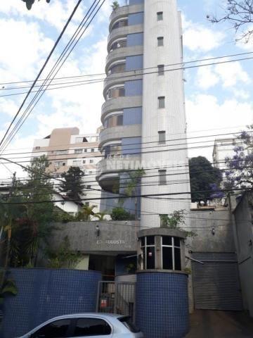 Apartamento para alugar com 4 dormitórios em Gutierrez, Belo horizonte cod:630587