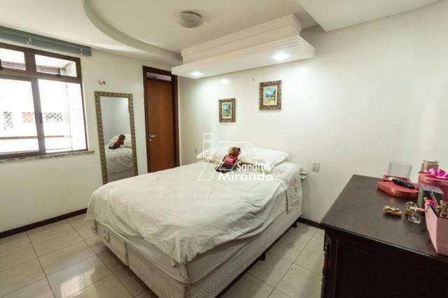 Apartamento com 3 dormitórios à venda, 158 m² por r$ 850.000 - aldeota - fortaleza/ce - Foto 11