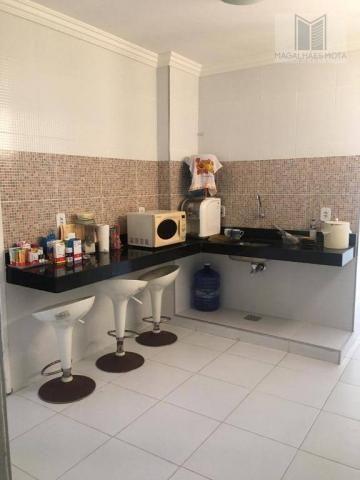 Apartamento com 3 dormitórios à venda, 100 m² por R$ 260.000 - Papicu - Fortaleza/CE - Foto 17