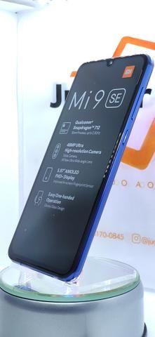 Xiaomi Mi 9 SE 64gb Azul - 3 Meses de Garantia - R$ 1.650 -Produto Novo