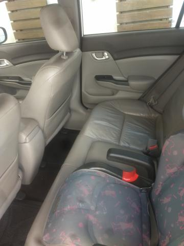 Honda Civic 2013 lxl automático - Foto 10