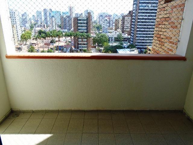 Ed. Álvaro Garcêz, Meireles, 97m2, 3 Suítes, Varanda e 2 Vagas. Próximo A Beira Mar - Foto 10