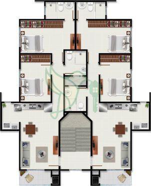 Apartamento à venda com 2 dormitórios em Gravatá, Navegantes cod:2690 - Foto 5