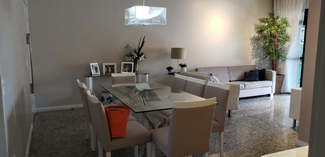 Incrível apartamento 4 suítes, mobiliado, Aldeota/Meireles - Foto 3