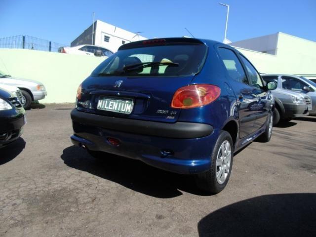 Peugeot 206 2007 1.4 sensation 8v flex 4p manual - Foto 5