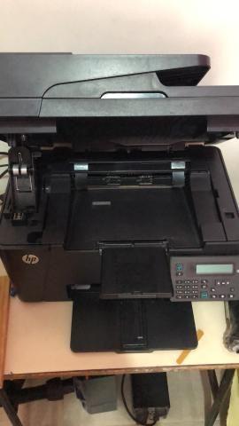 Vendo impressora LaserJet Pro M127fn - Foto 4