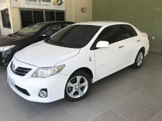 Toyota Corolla Automático 2014 - Muito conservado! - Foto 3