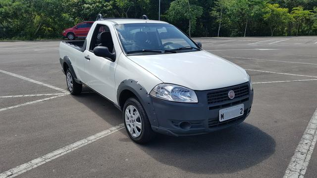 Fiat Strada Working 1.4 Flex - Foto 2