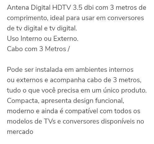 Antena HDTV - Foto 3
