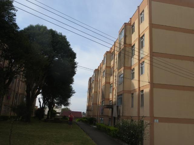 Apartamento com 02 quartos - conjunto Rondon - CIC - Térreo