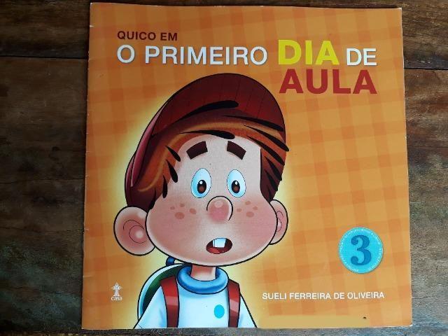 Livros infantis e escolar - preços de 10,00 e 15,00 - Foto 2