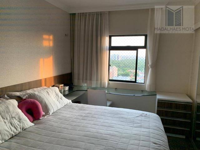 Apartamento com 3 dormitórios à venda, 127 m² por R$ 570.000 - Aldeota - Fortaleza/CE - Foto 18