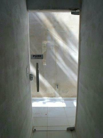 Promoção de Porta de Abrir de Vidro Temperado - Foto 5