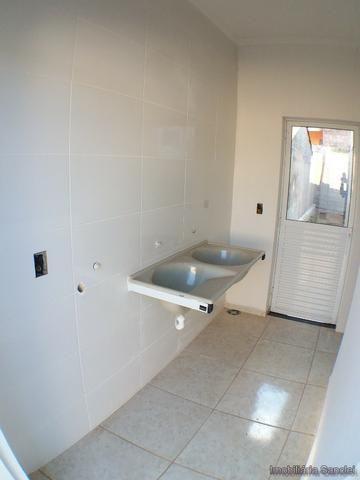 Casa Nova em Cravinhos - Jd. Alvorada - Foto 4