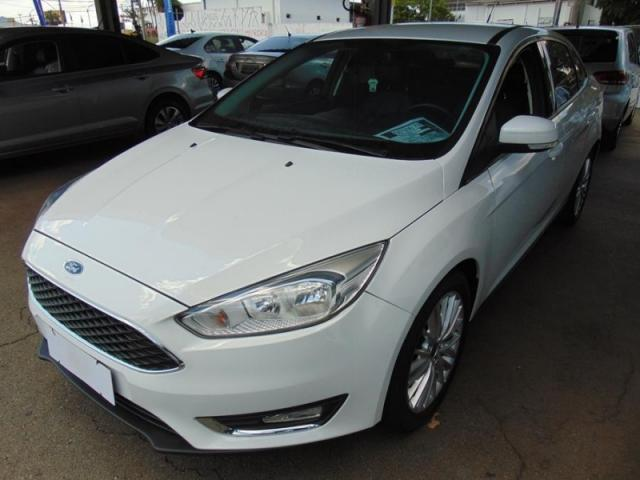 FORD  FOCUS 2.0 SE SEDAN 16V FLEX 4P 2016